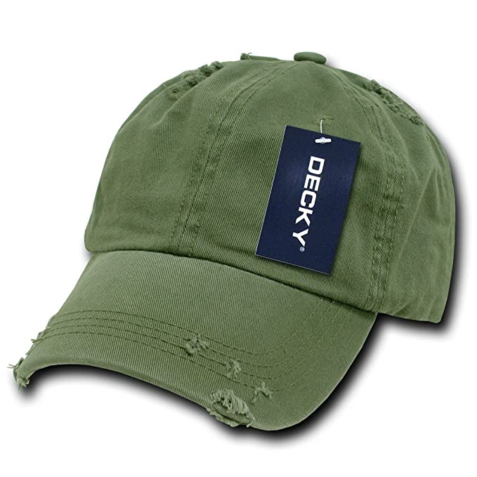 5230520d0a5 Amazon.com  DECKY Vintage Polo Cap