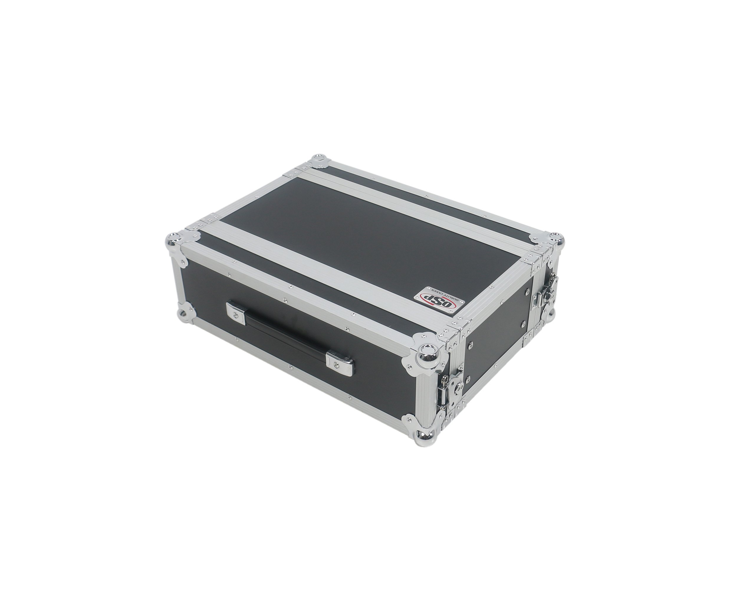 OSP Cases | ATA Road Case | 3-Space Effects Rack | 10'' Deep | RC3U-10