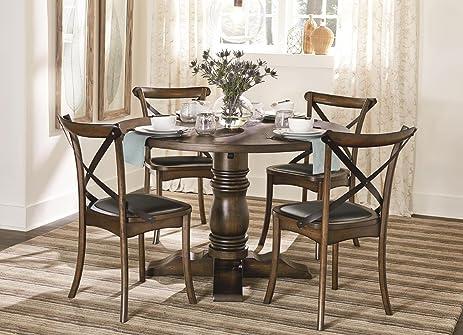 Progressive Furniture Braxton Round Dining Table