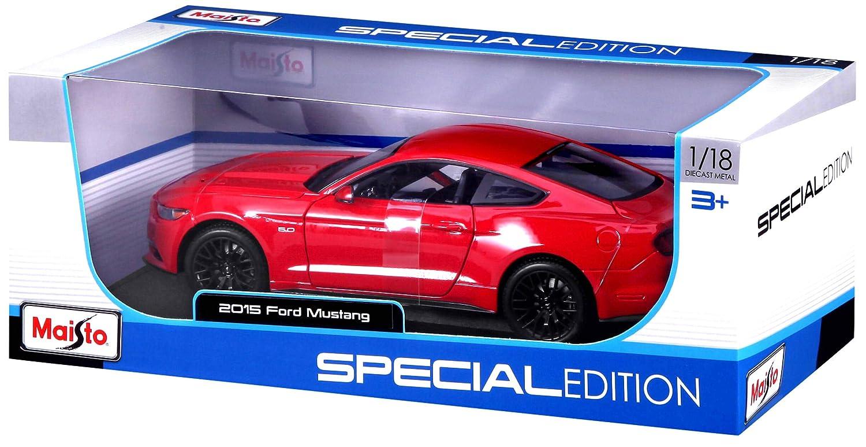 Ford Mustang Model Car