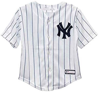 reputable site 946a0 627d7 New York Yankees Toddler Cool Base Home Jersey