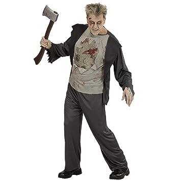 WIDMANN Disfraz de adulto Zombie: Amazon.es: Juguetes y juegos