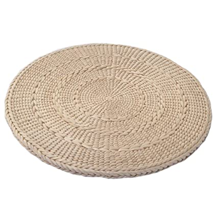Amazon.com: Cushion for Circular Carpet for Natural Pucao ...