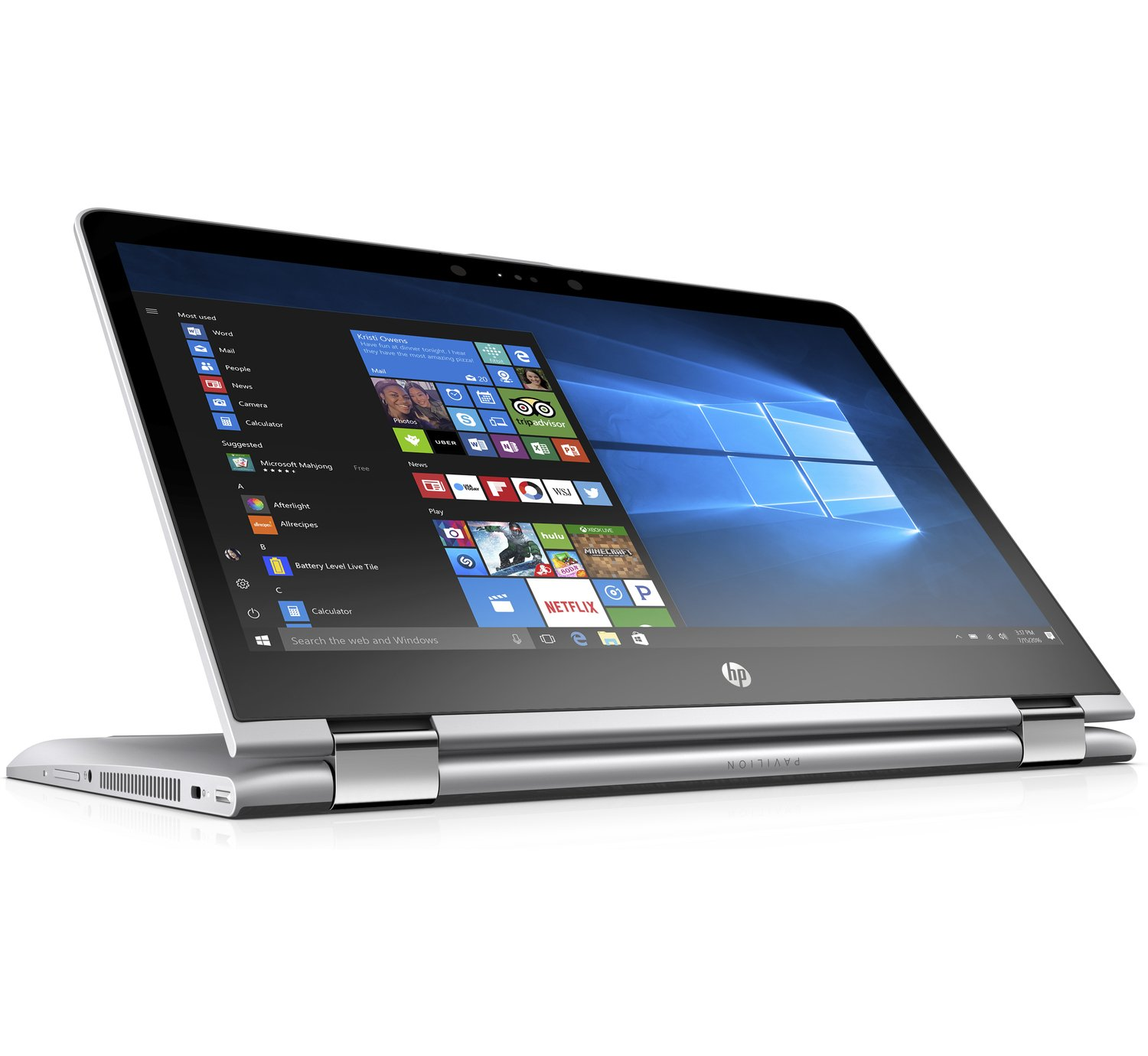 Buy Hp Pavilion X360 14 Ba123tu 14 Inch Touchscreen Convertible Laptop 8th Gen Intel I5 8250u 8gb Ddr4 1tb Win 10 Ms Office H And S 2016 Natural Silver Online At Low Prices In India Amazon In