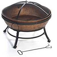 DeckMate Kay Home Product's Avondale Steel Fire Bowl