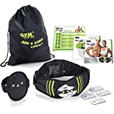 Gymform Abs & Core Plus | Ab Stimulator Belt | Get in Shape Quickly and Easy