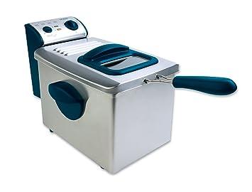 Solac FG6940, Acero inoxidable, 50 Hz, 230 V, Acero inoxidable - Freidora: Amazon.es: Hogar