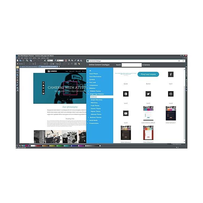 Amazon.com: Xara Web Designer Premium – 15 – Create your own ...