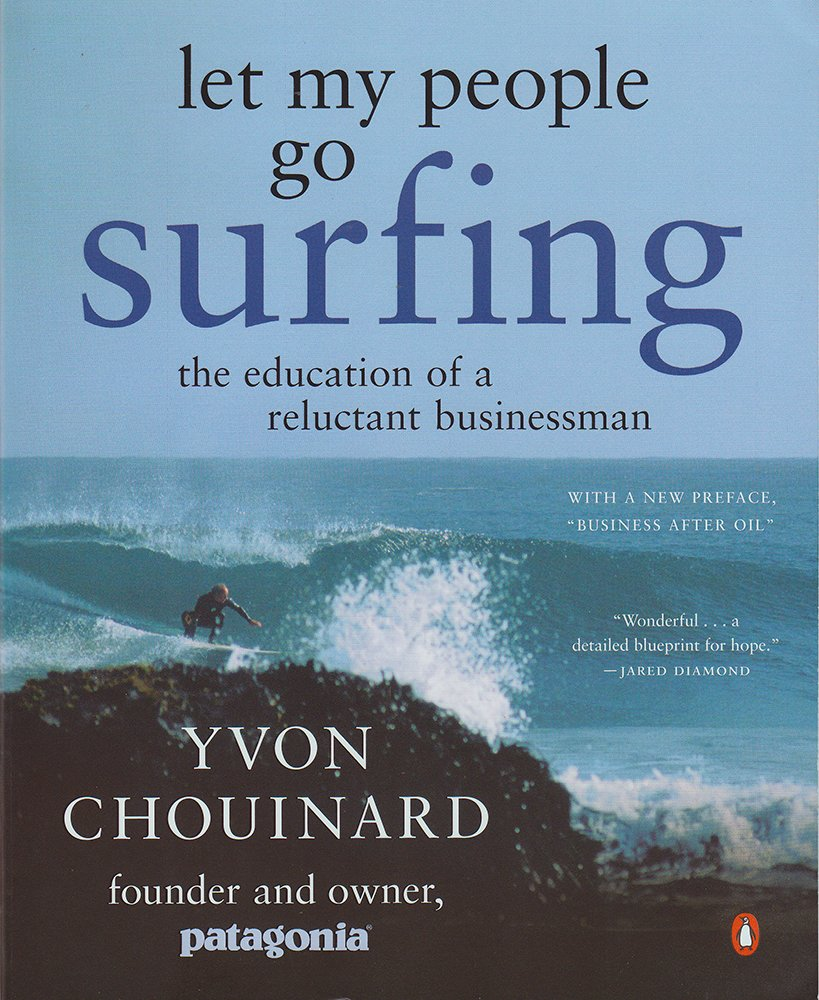 Let My People Go Surfing The Education Of A Reluctant
