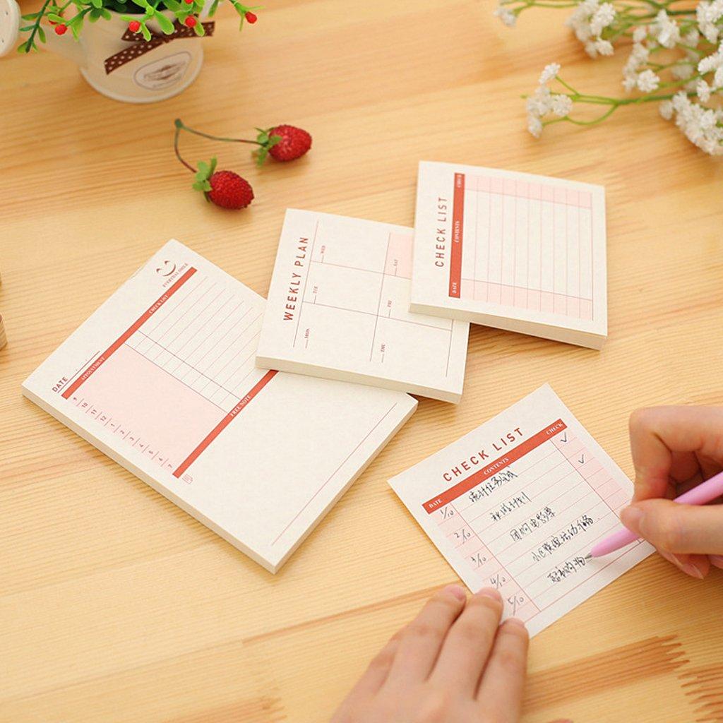 Roydoa - Planificador de notas semanal, planificador mensual ...