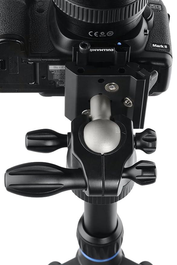 Cullmann Concept One - Rótula para trípode, negro: Amazon.es ...