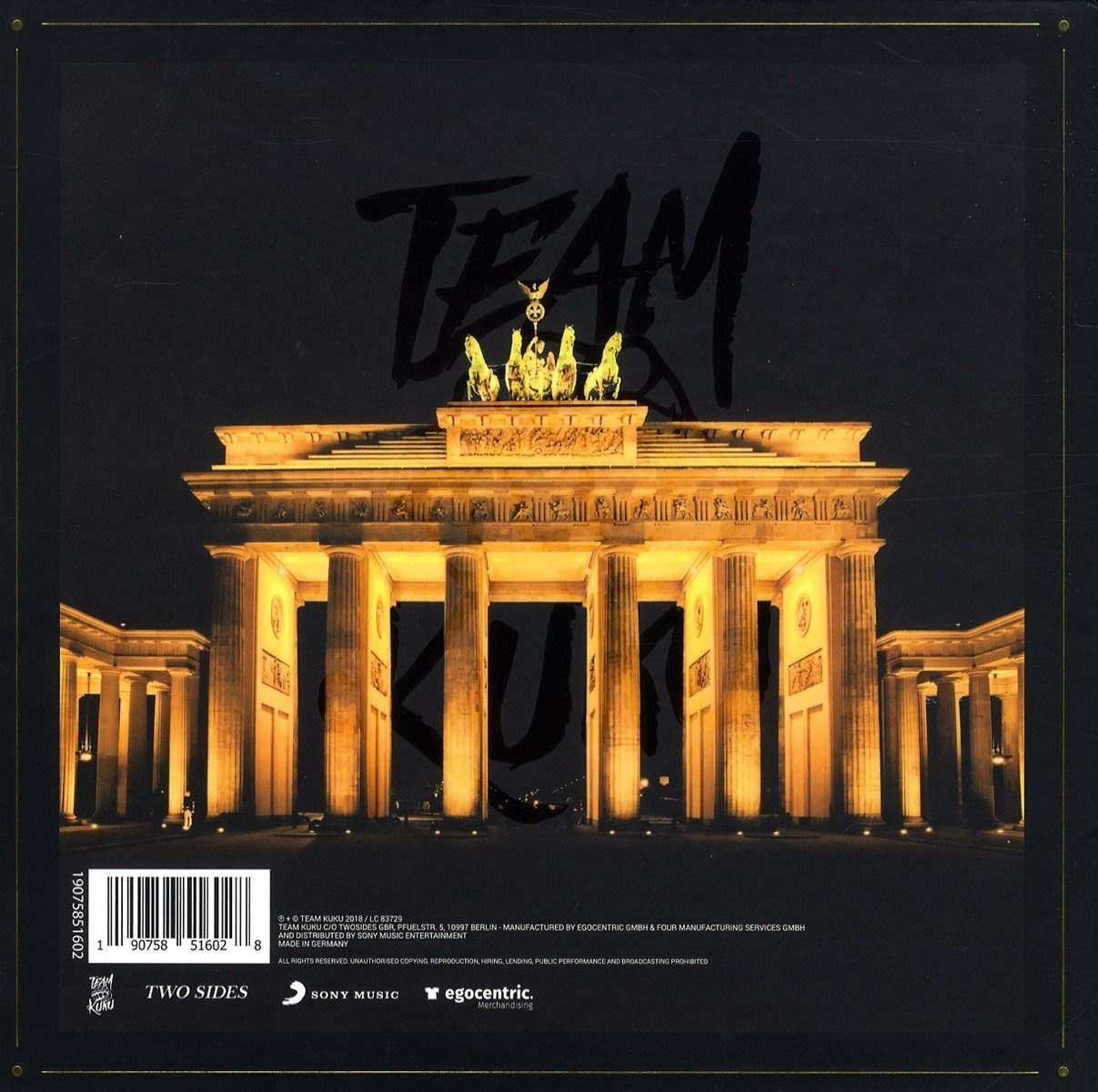 Berlin lebt 2 lyrics