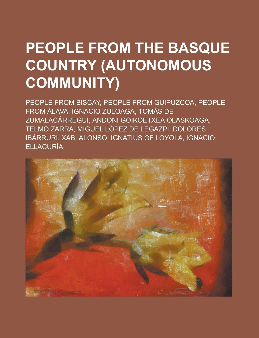 People from the Basque Country Autonomous Community : People from ...