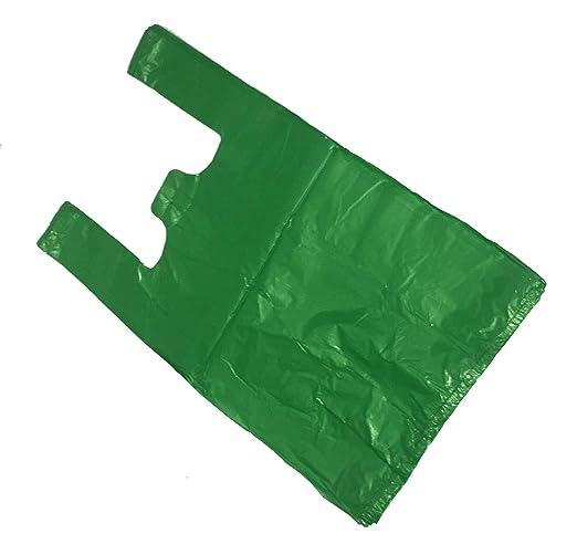 Bolsas de plástico para chaleco, color verde, verde, L 11 ...