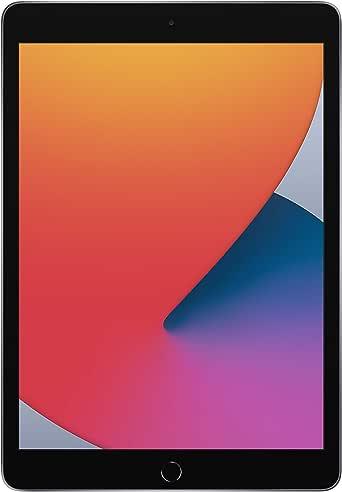New Apple iPad (10.2-inch, Wi-Fi, 128GB) - Space Gray (Latest Model, 8th Generation)