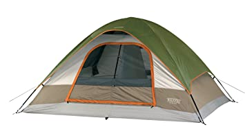 Amazon.com  Wenzel Pine Ridge 5 Person Tent  Family Tents  Sports u0026 Outdoors  sc 1 st  Amazon.com & Amazon.com : Wenzel Pine Ridge 5 Person Tent : Family Tents ...