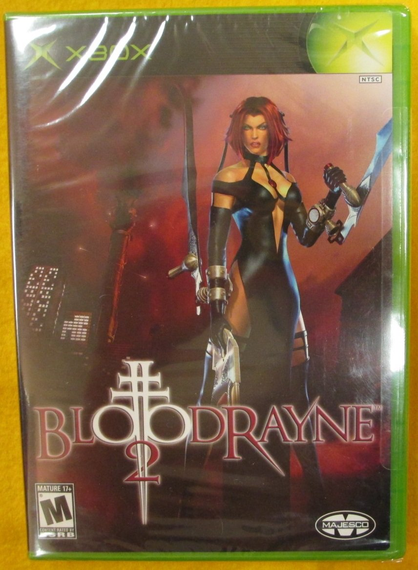 Amazon Com Bloodrayne 2 Xbox Artist Not Provided Video Games