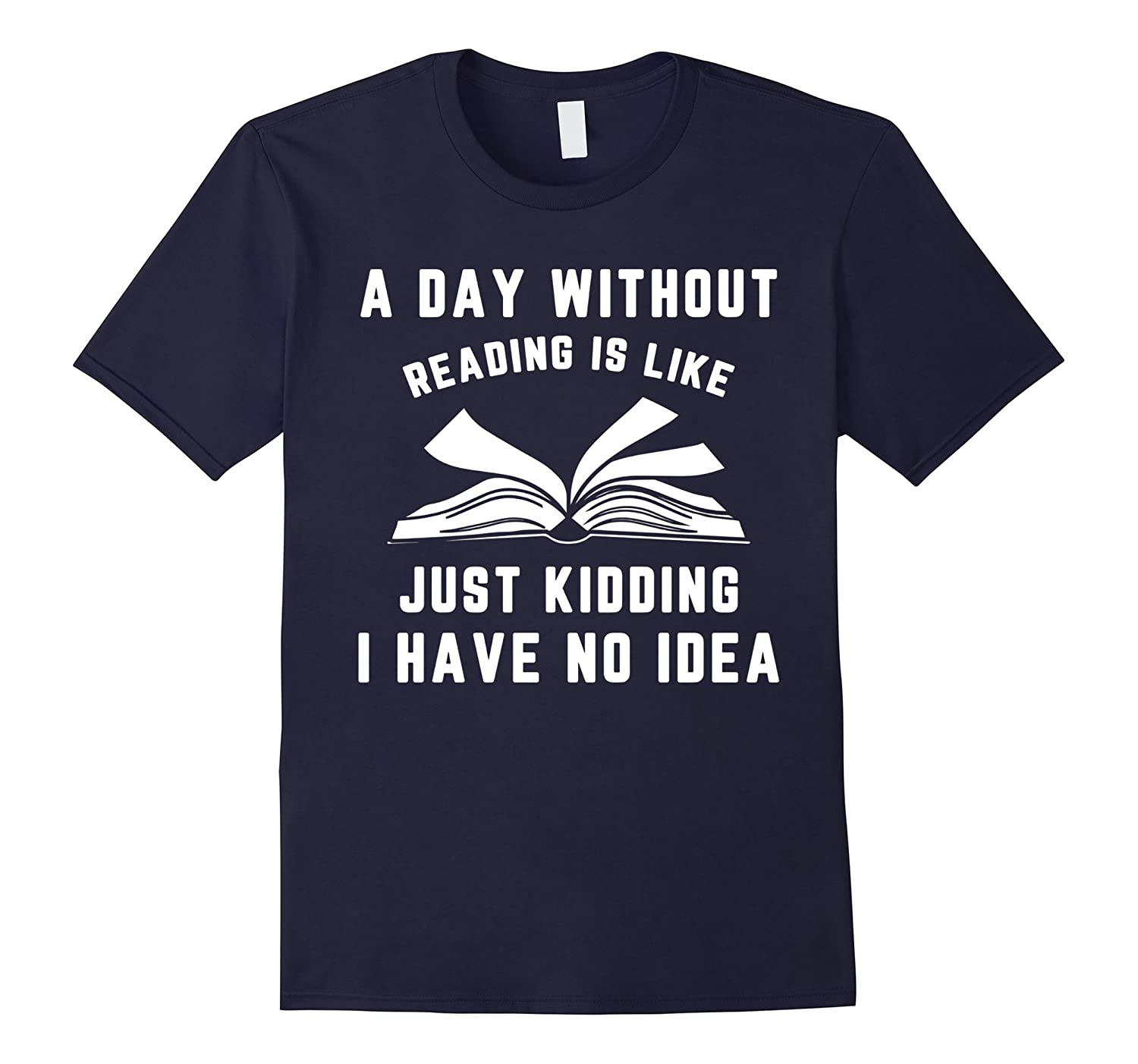 A day without reading is like Just kidding I have no idea-PL