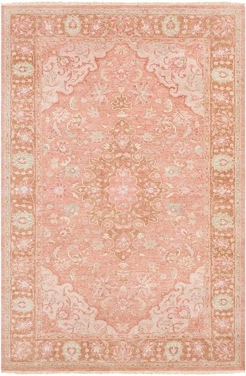 Amazon.com: Trascendente alfombra de área tns-9006 | Surya ...