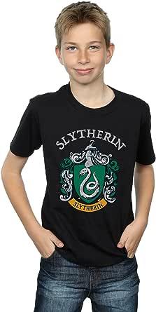 Harry Potter Niños Slytherin Crest Camiseta