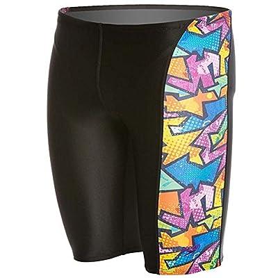 .com : Speedo Men's Printed Jammer Swimsuit : Sports & Outdoors