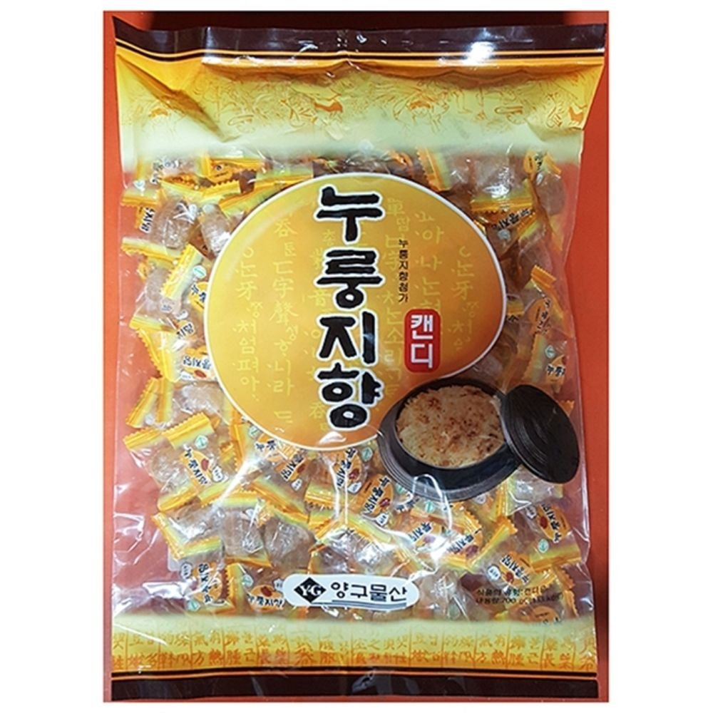 Ssalloman Scorched Rice Flavor Candy 750g x 1
