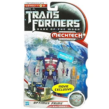 Transformers Dark of the Moon Optimus Prime