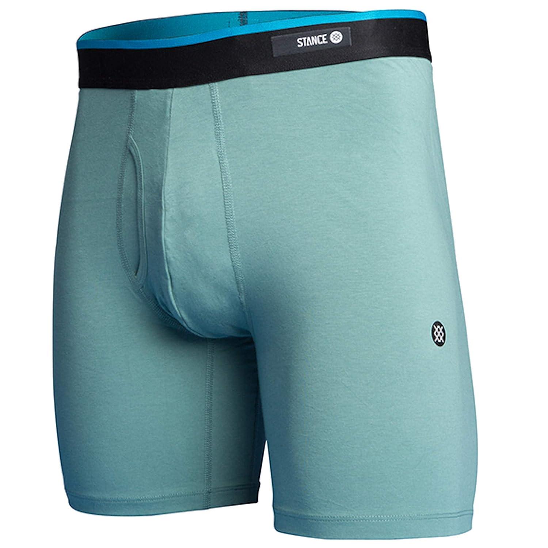 Stance The Boxer Brief Cotton Boxer Shorts Grün