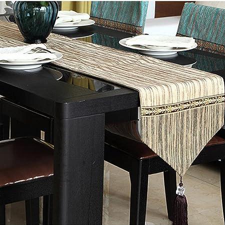 WYFC caminos de mesa. de lujo de estilo europeo para la decoración ...