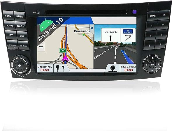 Joyx Android 10 Car Radio Suitable For Mercedes Benz Elektronik