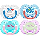 Philips AVENT BPA Free Fashion Infant Pacifier,...