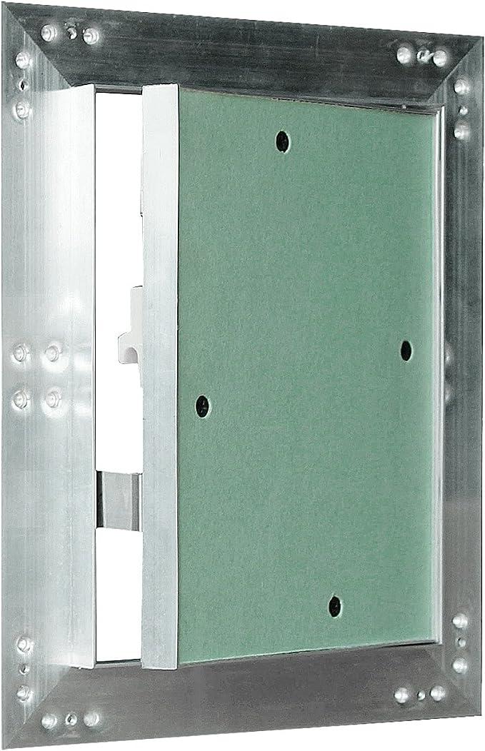 Panel de acceso de alta calidad de metal blanco trampilla puerta de inspecci/ón de pared