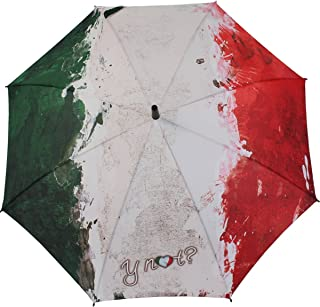 Y NOT? Ombrello classico, multicolore (Multicolore) - 55332