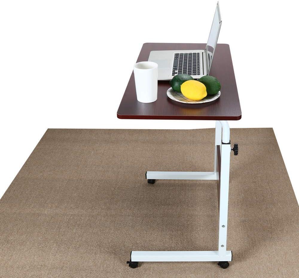 Exquisite Computer Desk,CSSD Simple Home Desk Student Fashion Writing Desktop Desk Modern Economic Computer Desk 80cm40cm, Black Ship from US