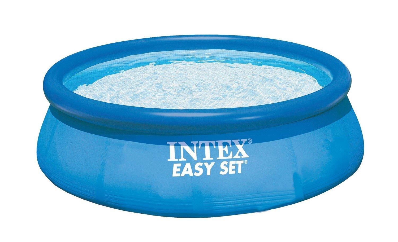 Intex Easy Set - Piscina hinchable, 366 x 76 cm, 5, 621 l: Amazon.es: Jardín