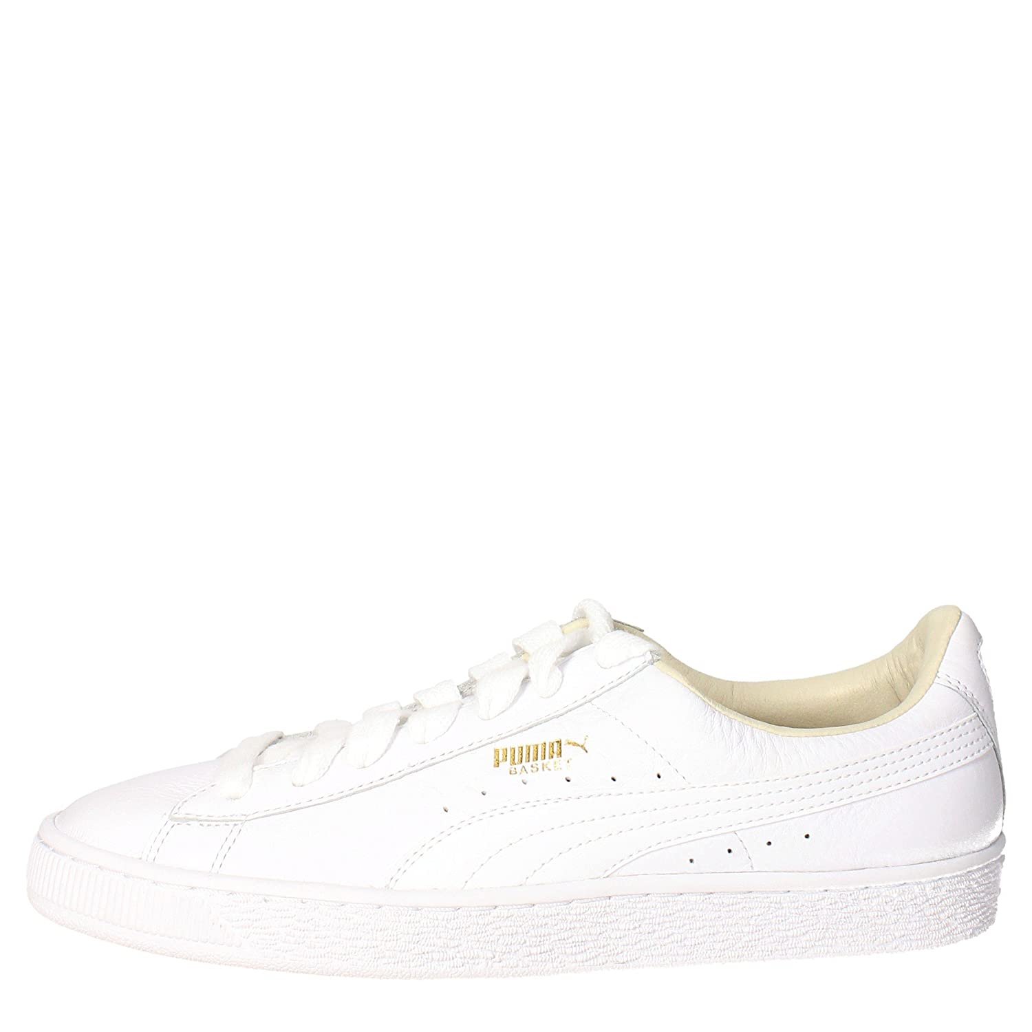 sneakers for cheap dcb0c c02f9 Puma Unisex Adults' Basket Classic LFS Low-Top Trainers ...