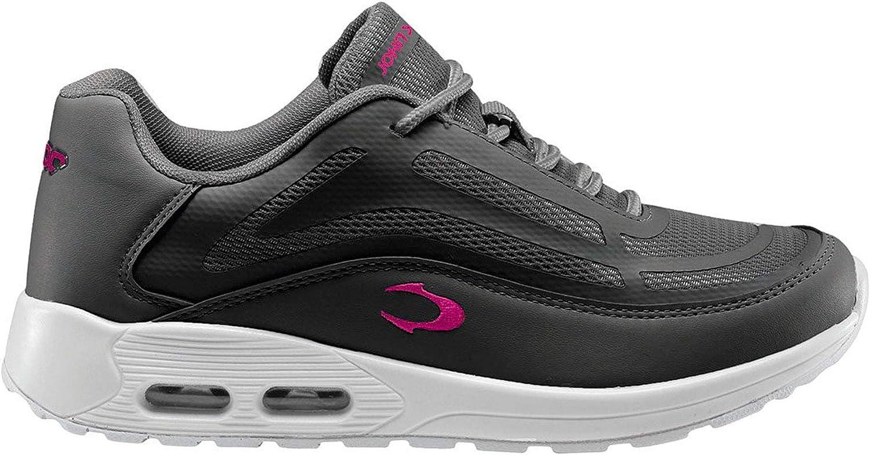 J.Smith Rando W Zapatillas Camara Aire Negras: Amazon.es: Zapatos ...