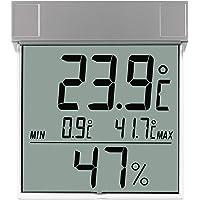 TFA 30.5020 - Termohigrómetro digital de ventana