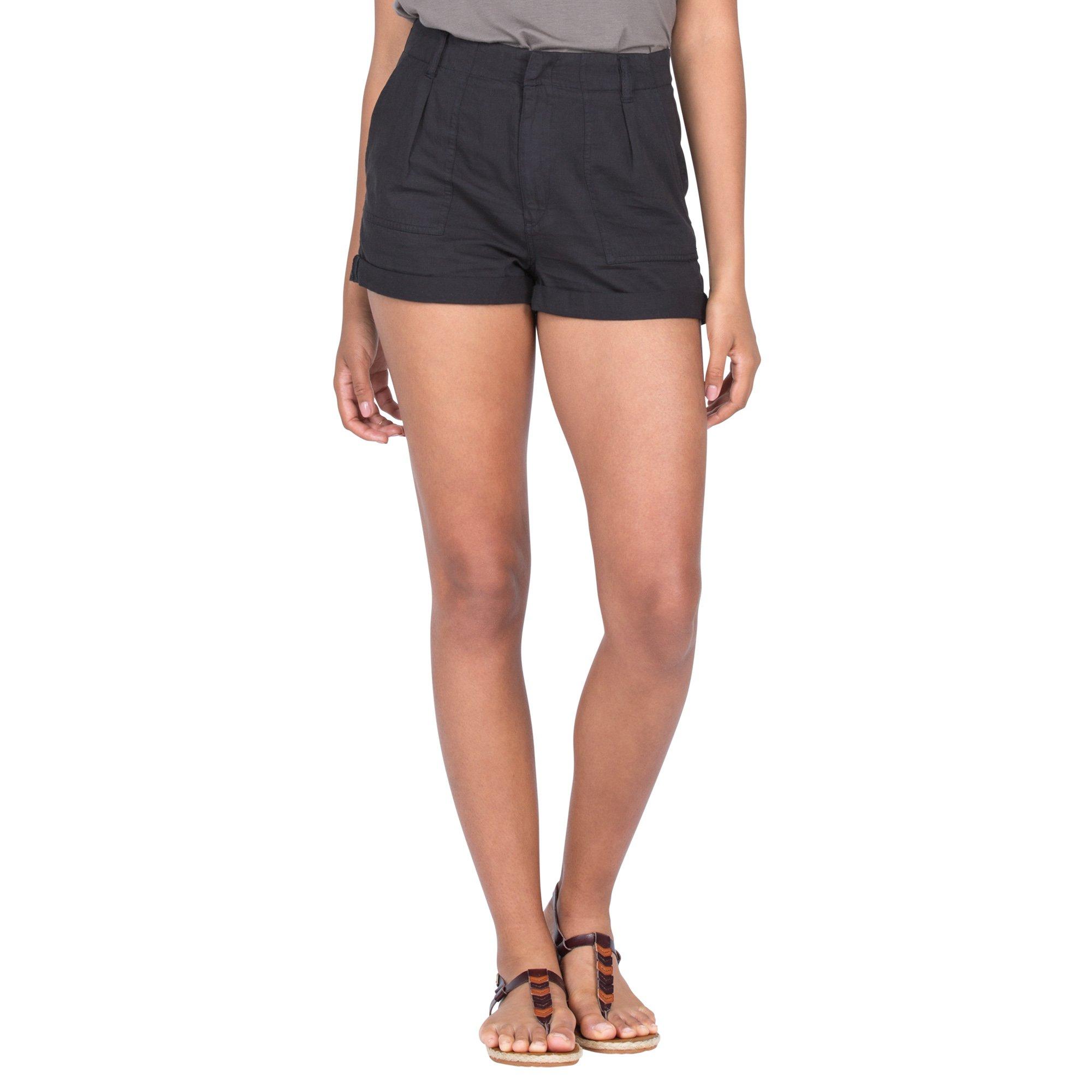 Volcom Women's Dittybopper Short, Black, L