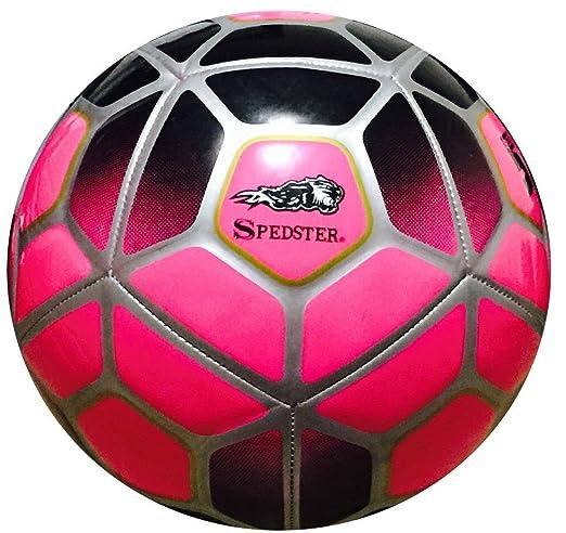 Balón de fútbol de la Premier League, tamaño 1, rosa, de Spedster ...