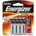 8 Count Energizer MAX Premium Alkaline AAA Batteries