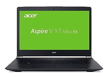 Ordenador portátil Acer Aspire V 17 Nitro Black Edition Gaming negro Negro