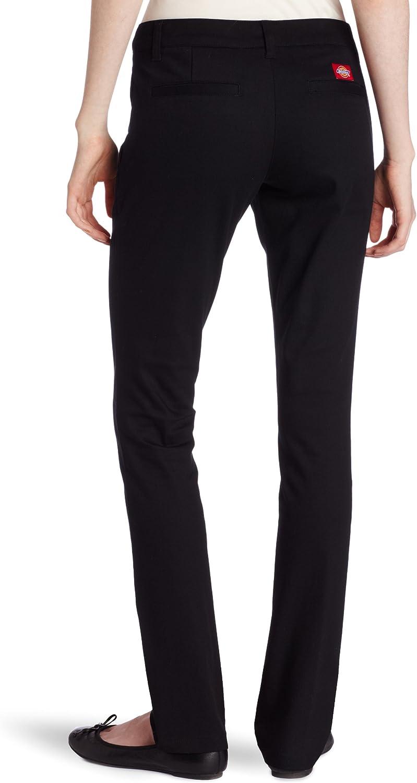 Dickies Girl Juniors Original 4 Pocket Skinny Leg Pant