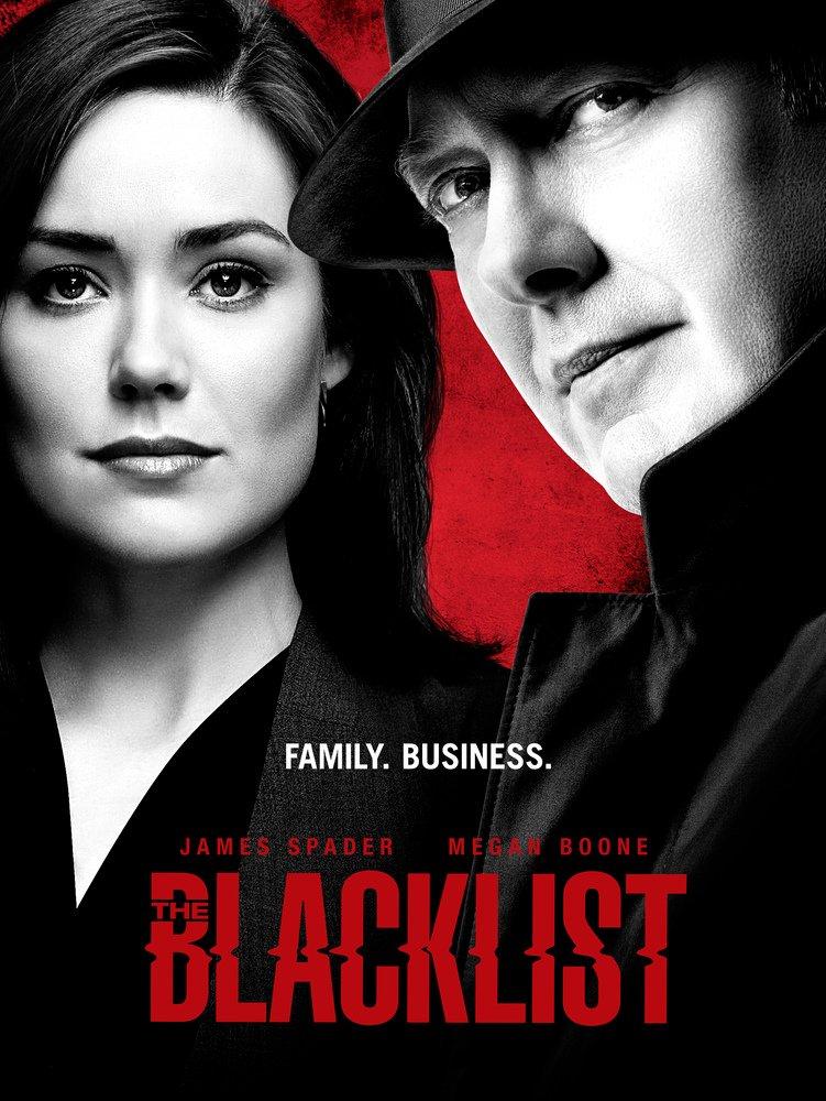 The Blacklist - Season 5 [Blu-ray]