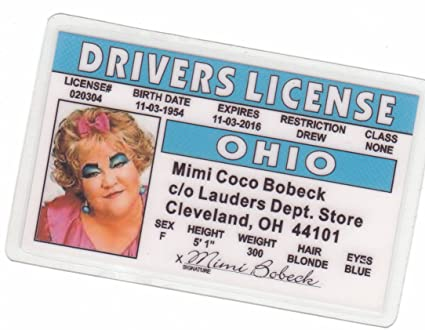 items needed for new drivers license ohio