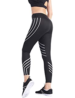 69cf76a7f8276e DrKr Womens Workout Yoga Pants,Soft Running Fitness Stretch Exercise Sports  Athletic Gym Yoga Leggings