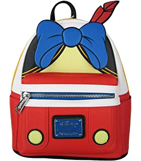 9caad767e91 Loungefly Disney s Pinocchio Faux Leather Mini Backpack Standard