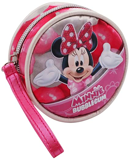 Karactermania Minnie Mouse Bubblegum Monederos, 10 cm, Rosa ...