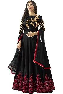 Designer Pinkcitycreations Women Partywear Indian Traditonal Ethnic ED9YI2WH