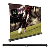 Amazon Price History for:Projector Screen, Auledio Portable 50 Inch 16:9 Manual Pull Down Movie Projection Screens for Home Cinema, Office, Outdoor Travel